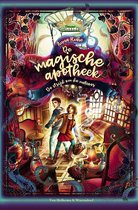 Boek cover De magische apotheek 3 - De strijd om de meteoor van Anna Ruhe (Hardcover)