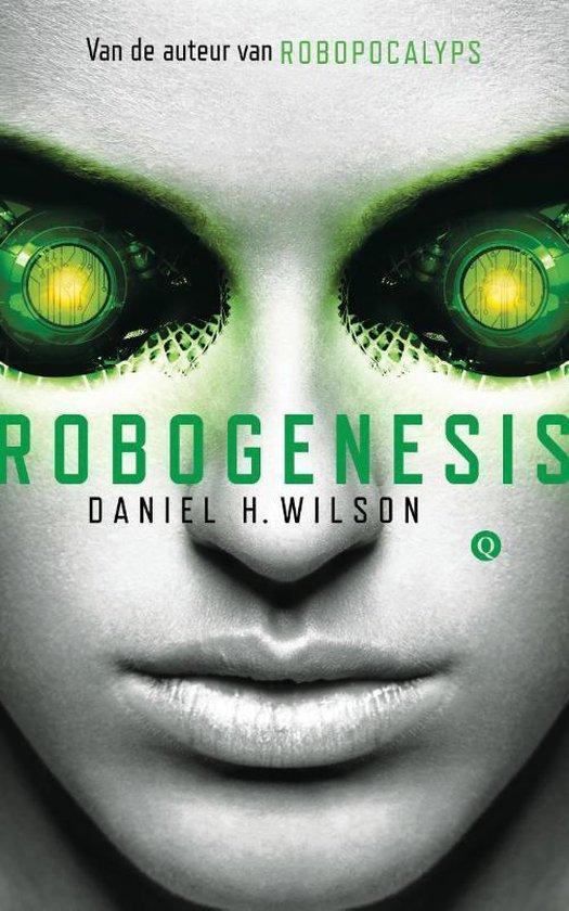 Robogenesis - Daniel H. Wilson   Fthsonline.com