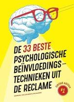 De 33 beste psychologische beïnvloedingstechnieken uit de reclame