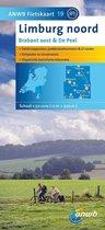 ANWB fietskaart 19 - Limburg Noord: Brabant Oost en De Peel