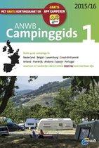 ANWB campinggids - ANWB campinggids Europa 2015-2016 1