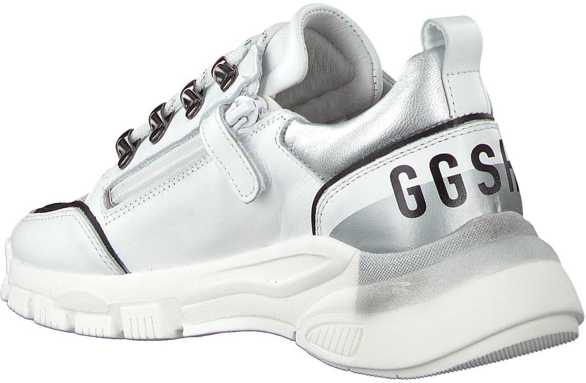 Giga Meisjes Lage sneakers G3376 - Wit - Maat 39 Sneakers