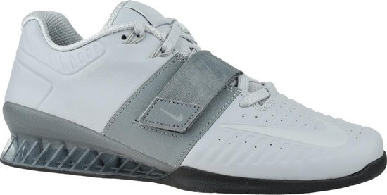 Nike Romaleos 3 XD AO7987-010, Mannen, Grijs, Sportschoenen maat: 47,5 EU