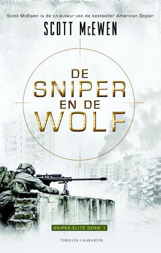 Afbeelding van Sniper Elite-serie 1 - De sniper en de wolf