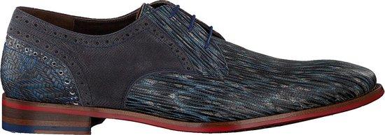Floris Van Bommel Heren Nette schoenen 18107 - Grijs - Maat 41+
