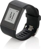 XD Collection  - Multi-sport E-ink horloge sporthorloge met hartslagmeter - Zwart