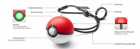 Poké Ball Plus - Nintendo Switch
