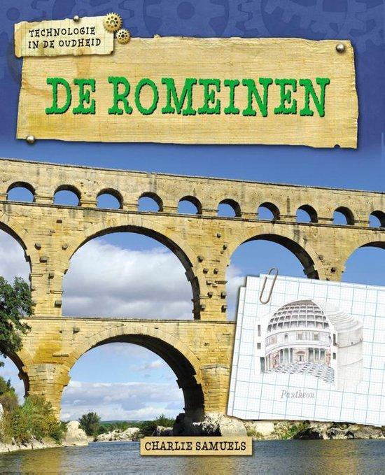 Technologie in de oudheid - De Romeinen - Charlie Samuels | Fthsonline.com