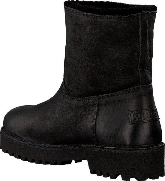 Shabbies Boots Zwart dames (SHABBIES 99 zwart 191020017