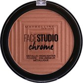 Maybelline Master Chrome Highlighter - 50 Molten Rose Gold
