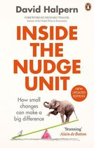 Boek cover Inside the Nudge Unit van David Halpern (Onbekend)
