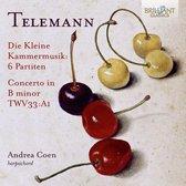 Telemann: Die Kleine Kammermusik, 6 Partiten, Conc