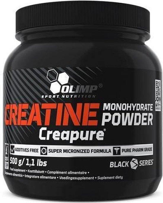 Olimp Supplements CreaPure Creatine Olimp - 500 gram