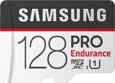 Samsung Pro Endurance Micro SDHC 128GB met Adapter - MB-MJ128G
