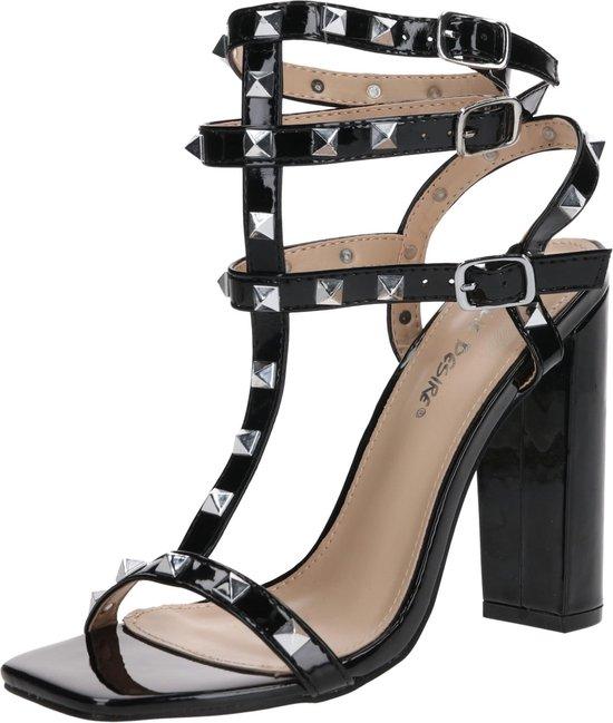 | Public Desire sandalen met riem Zwart 5 (38)