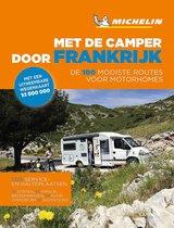 Boek cover Met de camper door Frankrijk van  (Paperback)