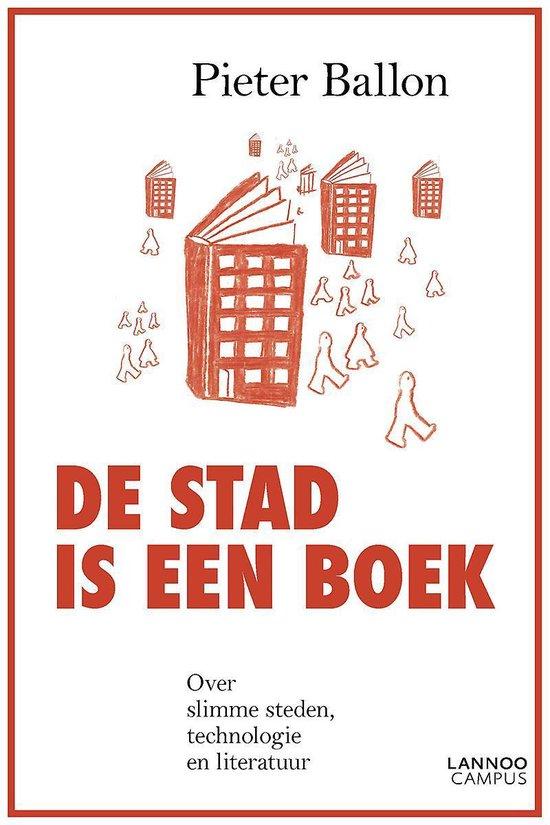 De stad is een boek - Pieter Ballon |