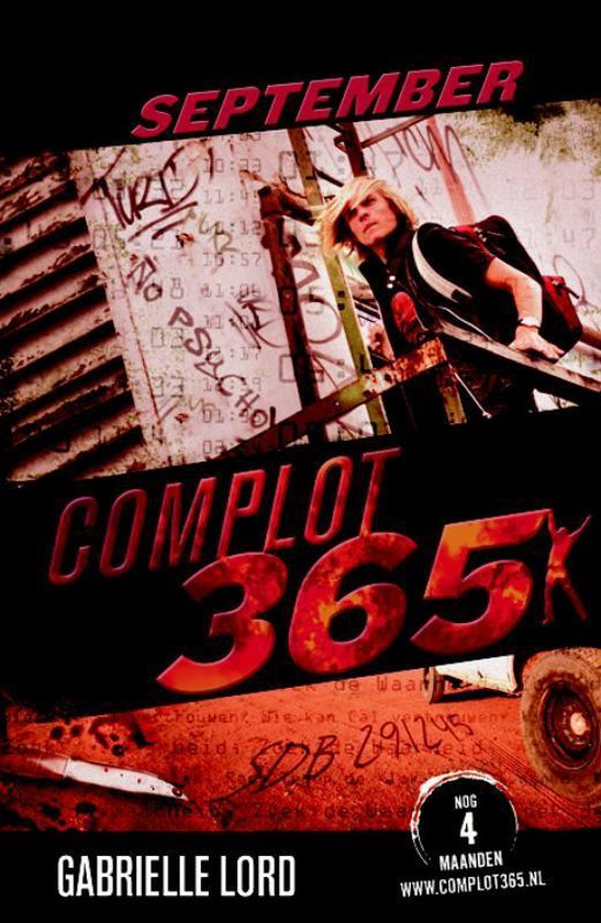 Complot 365 - September - Gabrielle Lord pdf epub