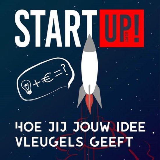 Boek cover Start UP! van Leo Pot (Onbekend)
