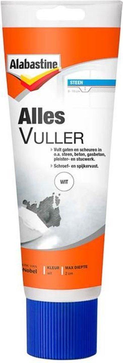 Alabastine 5095984 Allesvuller - Wit - 330g