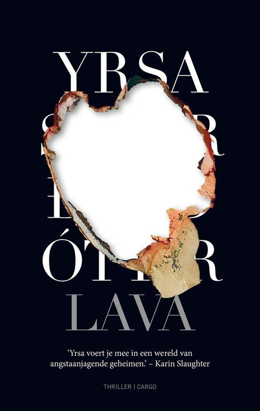 Lava - Yrsa Sigurdardottir | Fthsonline.com