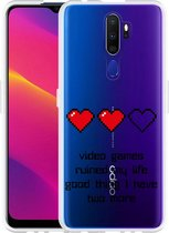 Oppo A9 2020 Hoesje Gamers Life