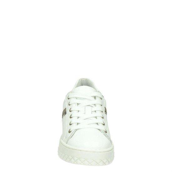 Nelson Dames Sneaker - Wit Multi Maat 38 sqgsdv