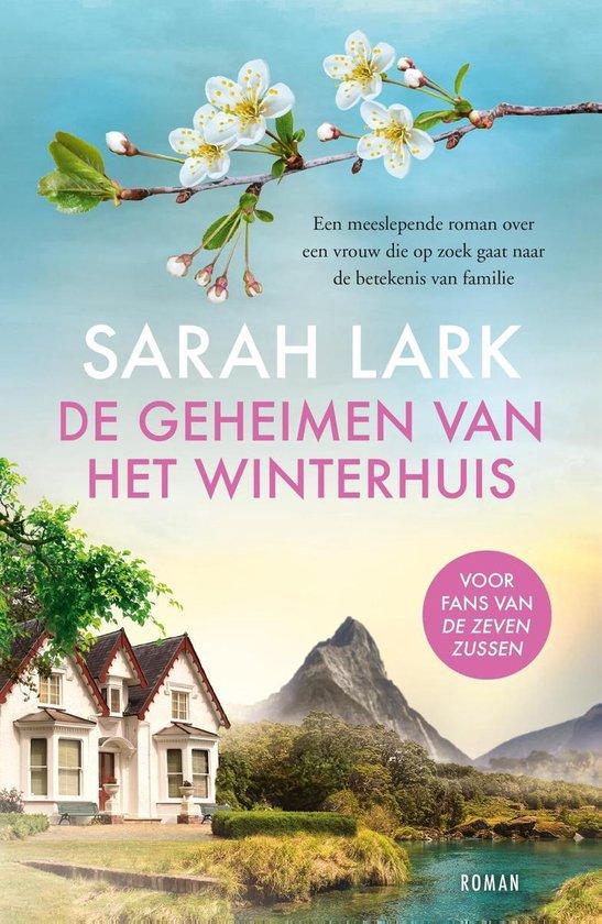 Boek cover De geheimen van het winterhuis van Sarah Lark (Onbekend)
