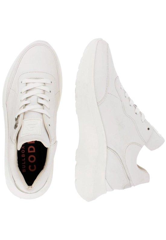 Bullboxer Dames Sneaker - Wit Maat 40 DLsyLT