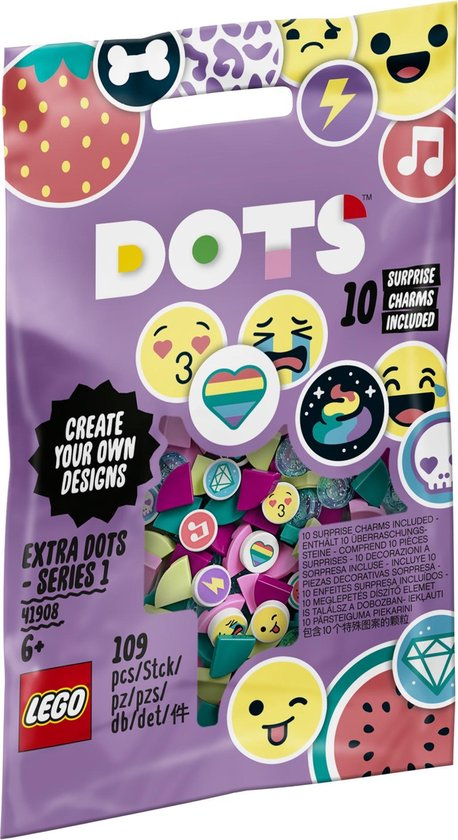 LEGO DOTS Extra DOTS Serie 1 - 41908