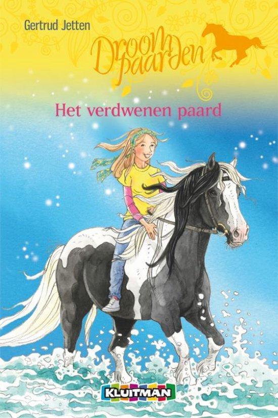 Droompaarden - Het verdwenen paard - Gertrud Jetten |