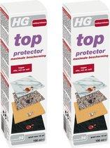 HG top protector Dé effectieve bescherming tegen olie,vet en vuil - 2 Stuks !