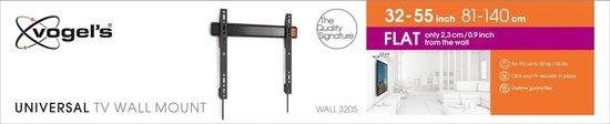 "WALL 3205 Vaste tv-beugel 32""-55"""