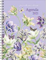 Janneke Brinkman Bureau-agenda 2021 - Tulpen