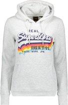 Superdry Vintage Logo Dames Hoodie - Maat L