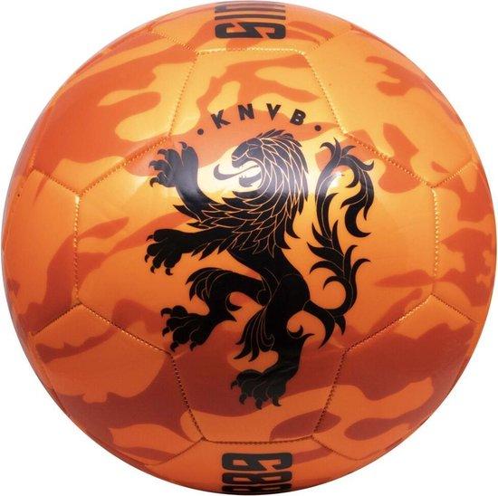 Voetbal KNVB Oranje Camouflage Maat 5