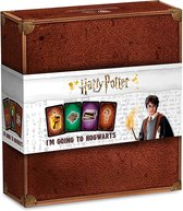 Harry Potter I'm going to Hogwarts - kaartspel