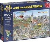 Jan Van Haasteren Rondje Texel - Legpuzzel - 1000