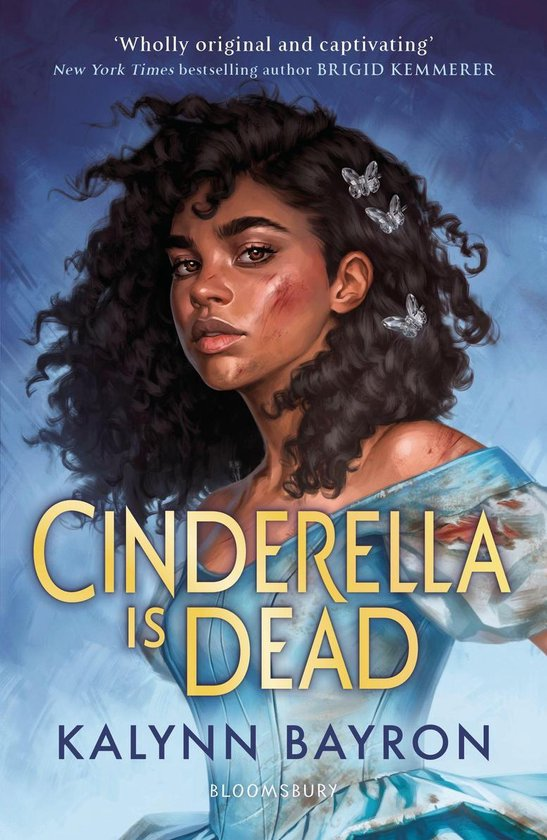 Boek cover Cinderella Is Dead van Kalynn Bayron (Onbekend)