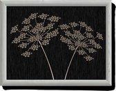 Creative Tops Silhouette Laptray Schootdienblad 43,8 x 33,8 x 5, 5 cm