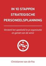 10 stappen boekenserie  -   In 10 stappen strategische personeelsplanning
