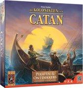Catan Uitbreiding Piraten en Ontdekkers - Bordspel