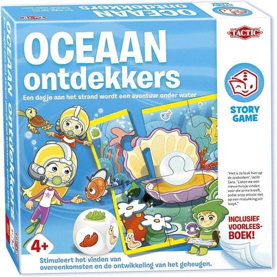 Afbeelding van het spel Story Game - Oceaan Ontdekkers