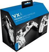Gioteck VX4 Wired Camouflage Controller voor PS4