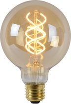 Lucide LED Bulb Filament lamp - Ø 9,5 cm - LED Dim
