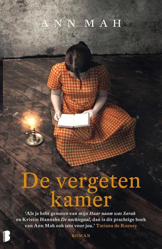 Boek cover De vergeten kamer van Ann Mah (Onbekend)