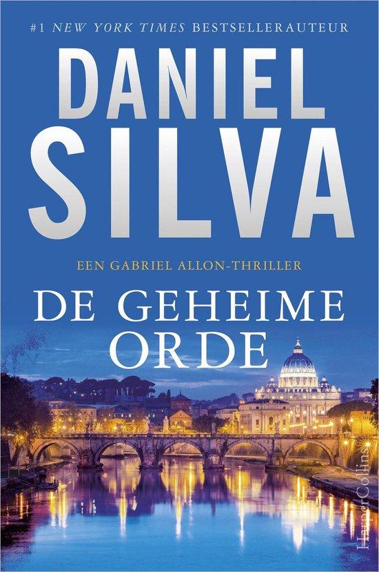 Boek cover De geheime orde van Daniel Silva (Paperback)