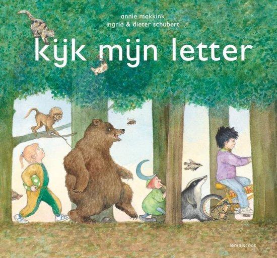 Kijk mijn letter