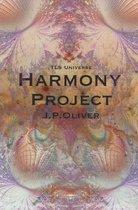 Omslag Harmony Project: (TLS Universe)