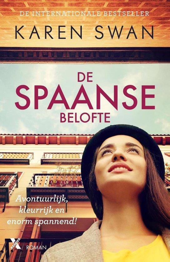 Boek cover De Spaanse belofte van Karen Swan (Onbekend)